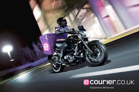 Motorcycle couriers wanted. Guarantees available