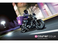 Motorcycle Couriers urgently required - (Owner-Riders or Company Bikes available)