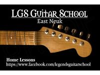 LGS Guitar School Home Lessons East Neuk