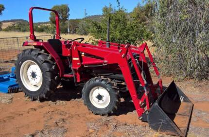 30HP Tractor (Implements also available)