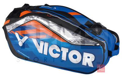 Victor Multithermobag BR9308 Racket Bag Blue/Orange
