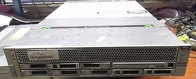 Sun Oracle Sparc T3 1 2U Server  16 Core 1 65Ghz Cpu  16Gb Ram  No Hdd