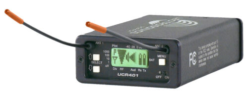Lectrosonics UCR401 Receiver, Block 23, New, with Factory Warranty