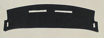 1982-1992 PONTIAC FIREBIRD  TRANS AM  DASH COVER MAT  dashboard   black   BLACK