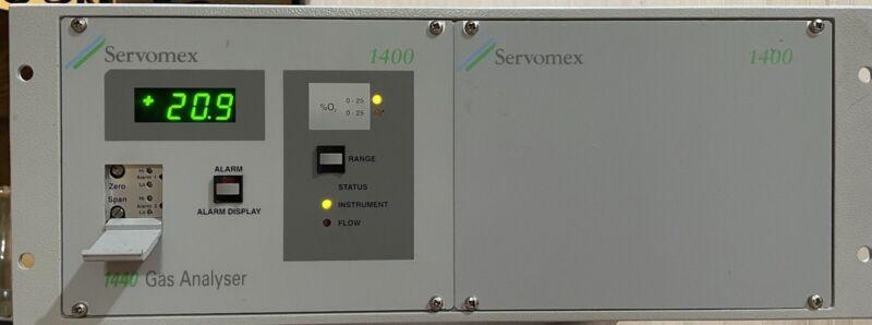 Servomex 1440 O2 Analyzer