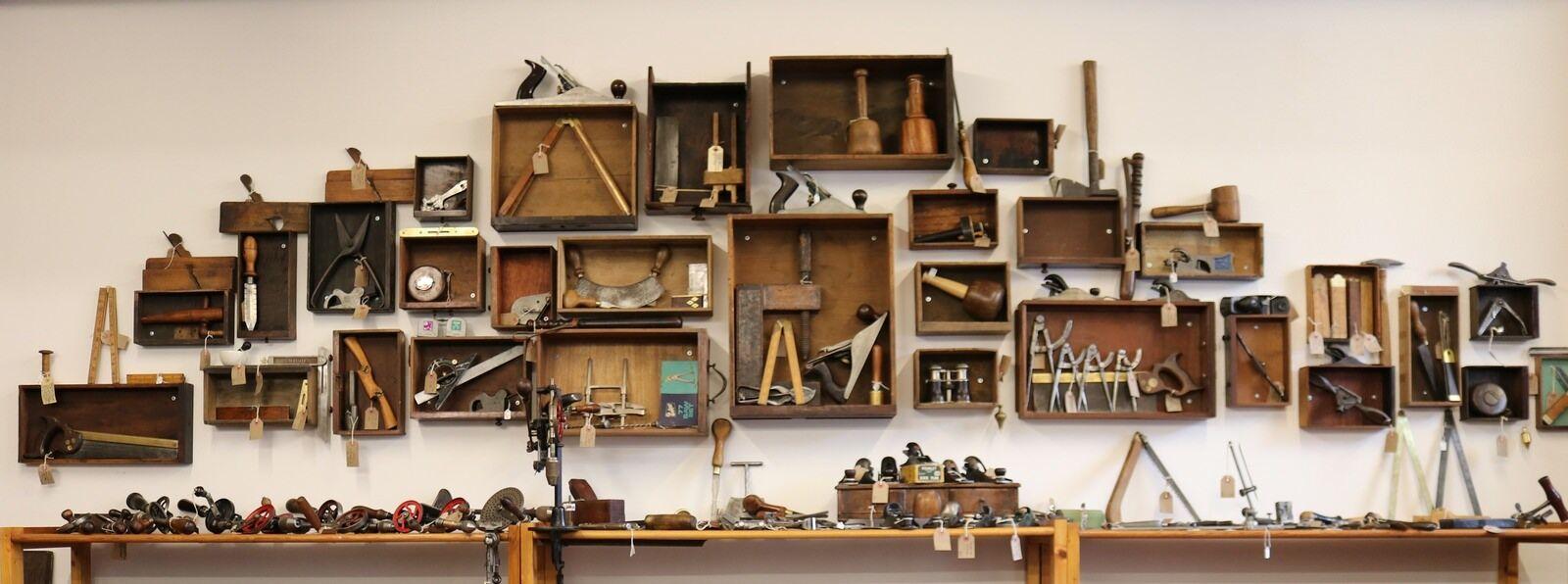 Vintage Tool Shop Stalbridge