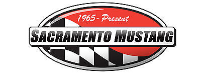 Sacramento Mustang Parts