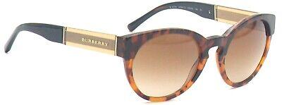 Burberry Damen Sonnenbrille BE4205 3559/13 54mm havana braun Aussteller 386 30