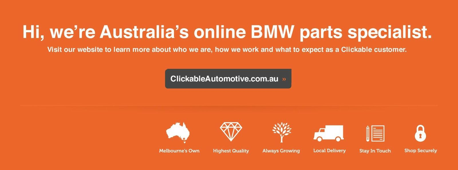 Clickable Automotive