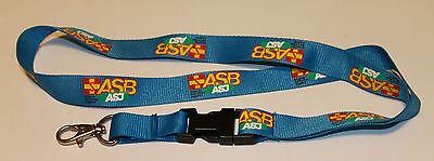 ASB Arbeiter Samariter Bund ASJ Schlüsselband Lanyard NEU (T232)