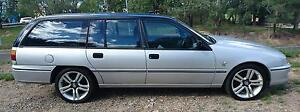 1996 Holden Commodore Wagon Moorooka Brisbane South West Preview