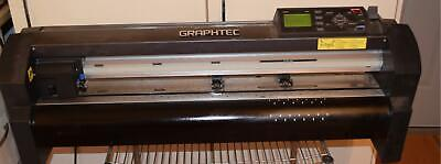 Graphtec Fc8000-60 36 Vinyl Cutter Cutting Professional Plotter