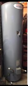 Water tank Santon premier plus unvented hot water system tank 300 litre pp300b with header tank