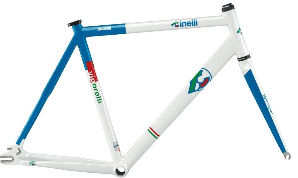 cinelli vigorelli 2014 brand new frame fixie bike | in Elephant and ...