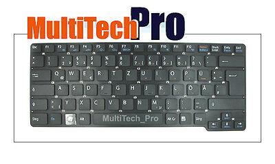 Original SONY DE Laptop Tastatur Vaio VPC-CW VPCCW Series -Schwarz -