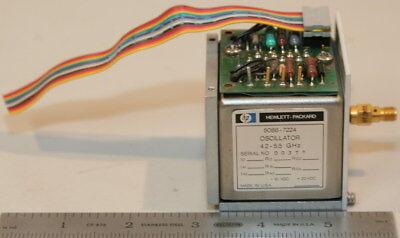 Agilenthp 5086-7224 Oscillator 4.2 To 5.5 Ghz