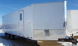 2018 RoyalCargo XRARSMT60-826-78 Enclosed Snowmobile Trailer