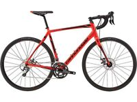 Cannondale Synapse Disc Tiagra 2016.