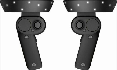 Genuine HP Windows Mixed Reality Motion Controllers Left and Right - VG