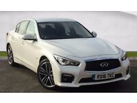 2016 Infiniti Q50 diesel Sport with Visibilty and Multimedia packs