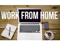 FLEXIBLE HOURS, WORKING FROM HOME