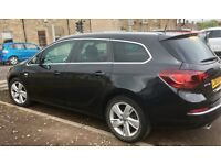 REDUCED TO £6500 IF GONE THIS WEEKEND!! Astra Estate SRI Ctdi in excellent condition inside and out