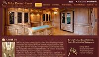 Web Design for Contractors in Toronto from $499