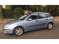 2004 FORD FOCUS 1.6 5 DOOR LONG MOT SERVICE RECORDS GOOD CONDITION ECONOMICAL & RELIABLE