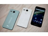 "LG Google Nexus 5X H791 5.2"" 32GB Unlocked - GRADED"