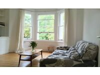 Wonderful large & light one bed flat in a handsome Victorian Notting Hill terrace
