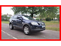 7 Seater --- 2008 CHEVROLET CAPTIVA 2.0 LT 7S VCDi --- Diesel --- Hpi Cleared --- Low Mileage 4