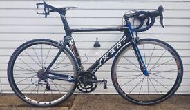 Felt AR4 Carbon Ultegra Road Bike RRP£2400+Receipt Triathlon TT not giant specialized trek cube bmc