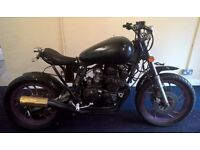 1982 XJ550 BOBBER PROJECT X 2 - YES TWO BIKES -FULL V5 IN MY NAME - PROJECT, NOT RUNNING
