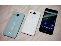 "New condition LG Google Nexus 5X H791 5.2"" 32GB - camera phone-Unlocked - GRADED"