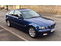 2002 BMW 320D Compact