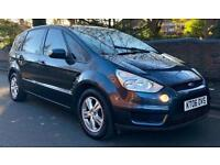 2006 Ford S Max 2.0 Tdci Zetec 6G 6 Speed 7 Seater