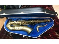 Selmer Reference 54 Tenor Saxophone - Vintage Finish - Great Condition - Hiscox Case