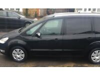 Clean PCO Car | PCO HIRE | Ford Galaxy 7-SEATER Auto| 63 Plate. TFL PHV Licensed. £150 Per Week!!