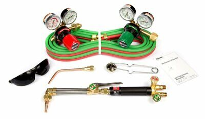 Victor Firepower 0384-2572 Torch Kit With Regulators