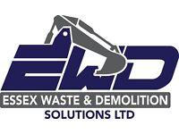 Rubbish clearance, rubbish removal, waste clearance , rubbish disposal, garden clearance.