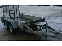 Twin Axle Plant Trailer
