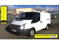Ford Transit 2.2 280, Low Mileage 55 , One Owner -EURO 5 , Full. Ser. History, 1 Year MOT