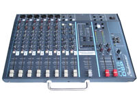 STUDIOMASTER CLUB DSP 10 CHANNEL MIXING DESK WITH BUILT IN FX PROCESSOR