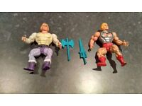 HE MAN MASTERS OF THE UNIVERSE TOY ACTION FIGURES / ITEMS WANTED FOR CASH