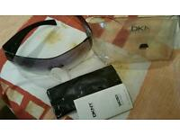 DKNY sunglasses in original box