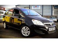 Vauxhall Zafira Exclusiv Cdti A