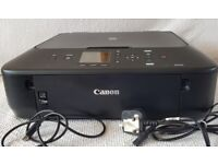 Cannon PIXMA MG5550 Wi-Fi high-quality all-in-one, print, copy, scan. Connectivity to phones & cloud