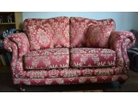 Two beatiful two seater sofa from sofa-sofa