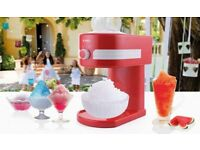 Slushy Maker Machine Kit - Make Slush Snow Cones Slushie Ice Cold Drink New in Box