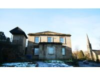 1 Bed part furnished Apartment, Westbourne Hall,
